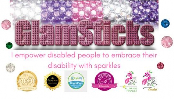 Meet our Inclusive Entrepreneurs: GlamSticks™