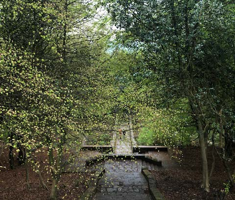 Rivington Garden Terrace Project