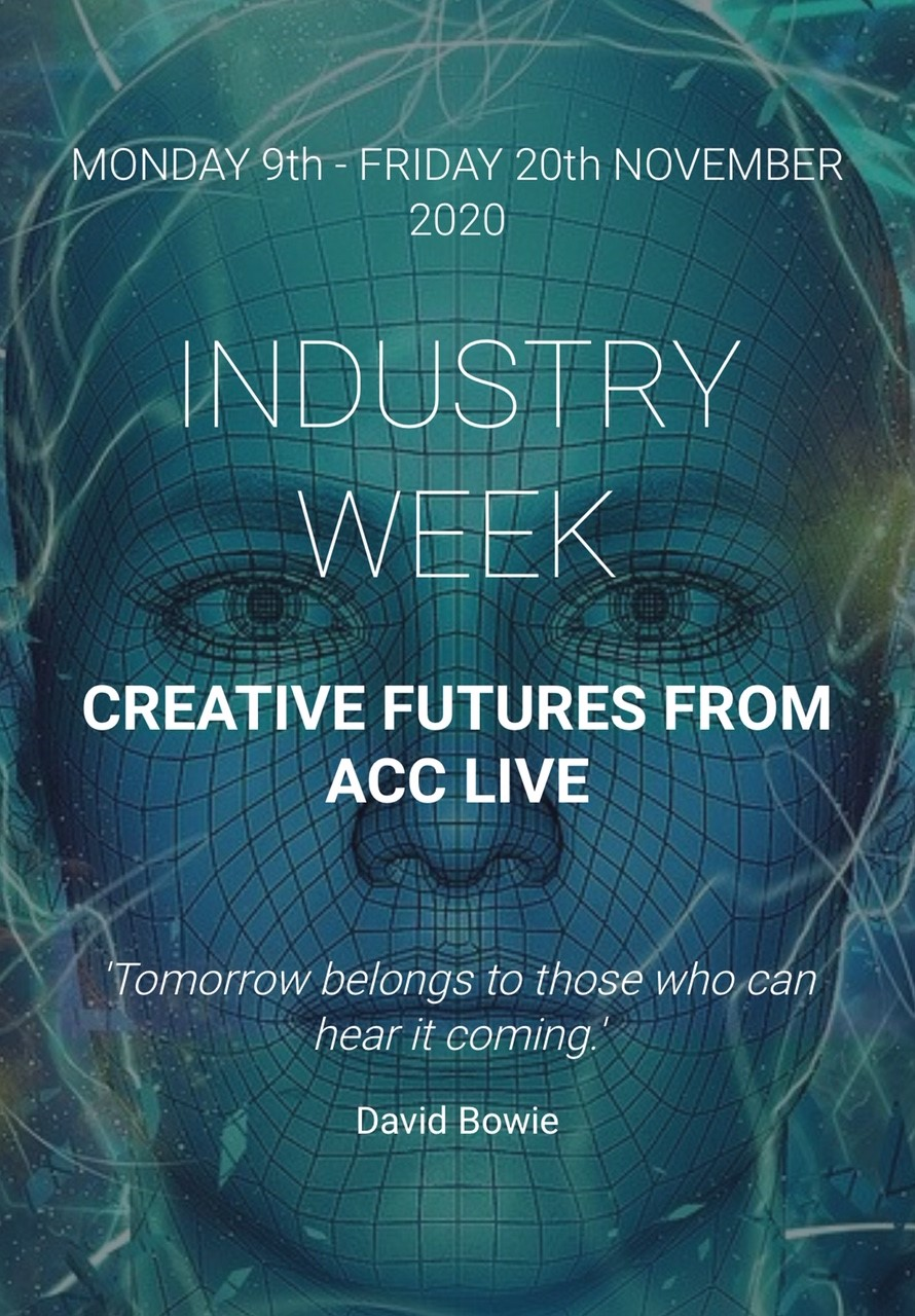 Creative Future from ACC Live November 2020