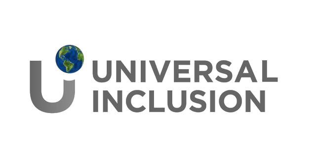 Universal Inclusion logo on white